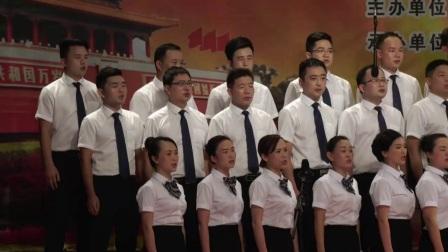 2017年新闻宣传中心红歌大家唱