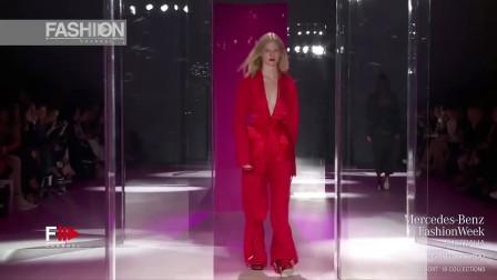 MICHAEL LO SORDO MBFW 2018澳大利亚度假时尚秀