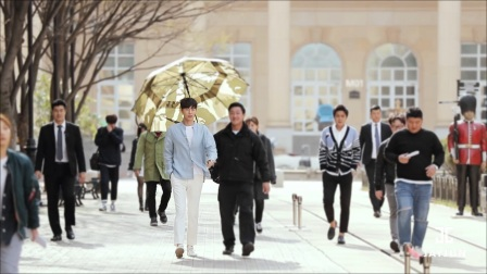 JAYJUN NEW CF Making Film (With Park Hae Jin)
