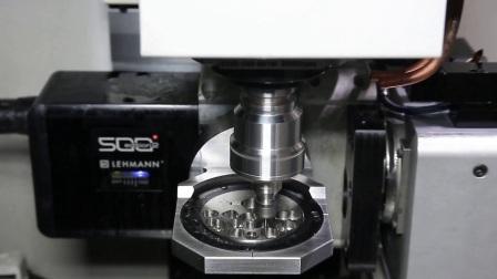 东台精机 VU-5 - 超音波辅助加工机