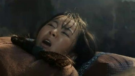 咆哮无声 姑娘被日本鬼子糟蹋 怀孕难产而死