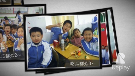 深圳市坪山新区汤坑小学2017届六一班毕业视频