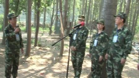 2017年三门峡市陕州区黄河防汛抢险演练
