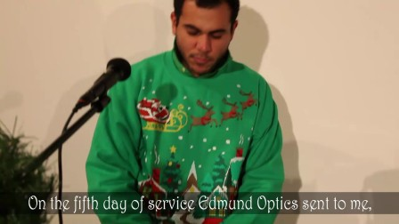 2013 EO摇滚假期:12天的服务