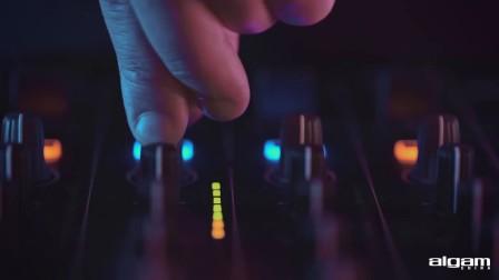 Denon DJ MCX8000 LigOne Routine with Serato Pitch Play