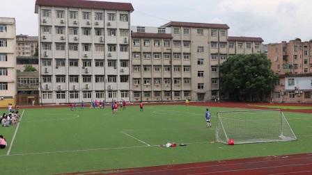 东至县第二届七人制足球赛 第一轮第三场 虹泥小厨vs中医院 下半场