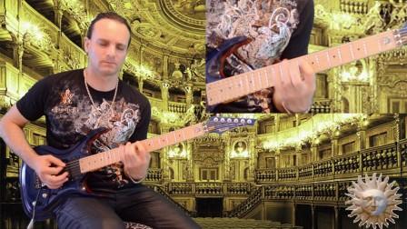 韦瓦第夏季交响乐 - Inophis法国职业吉他手
