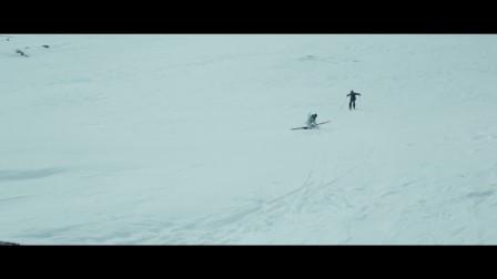 白色严冬 挪威兵雪山搜查 英德两国士兵