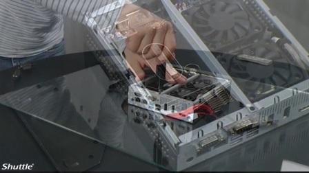 浩鑫DS81迷你数字标牌播放器——4K高性能行业应用方案
