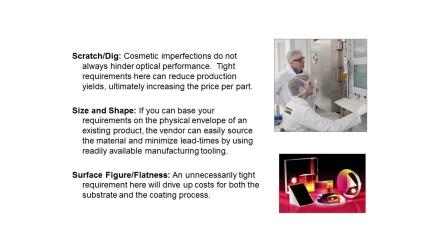光学镀膜新动态-成本因素