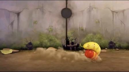爆笑虫子: 黄虫帮助红虫拔牙, 把红虫整套牙都拔