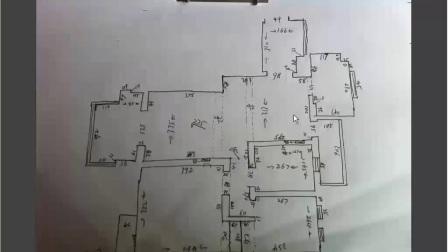快速绘制室内CAD室内设计平面图教程