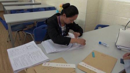 巴塘县2017年三六年级统、会考工作