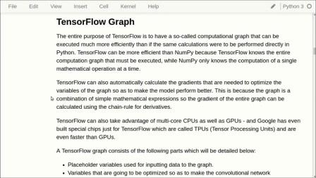 TensorFlow Tutorial #02 Convolutional Neural Network