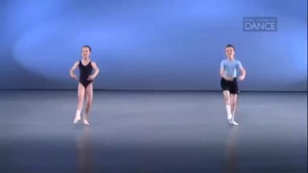 英国皇家舞蹈学院芭蕾教学_一级课程3