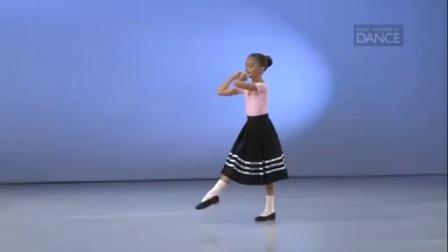 英国皇家舞蹈学院芭蕾教学_一级课程4