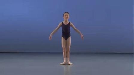 英国皇家舞蹈学院芭蕾教学_一级课程1