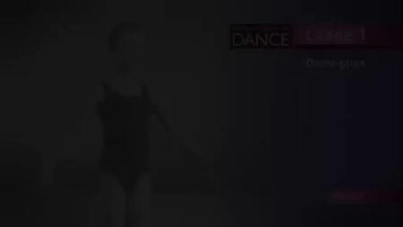英国皇家舞蹈学院芭蕾教学_一级课程