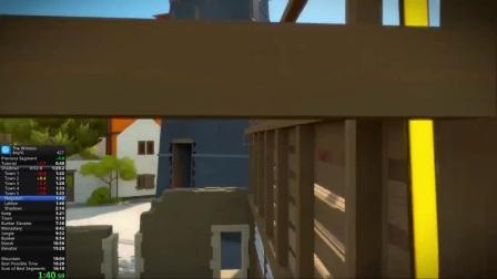 darkid-【RTA】Witness 见证者 一周目极限速攻 17m45s