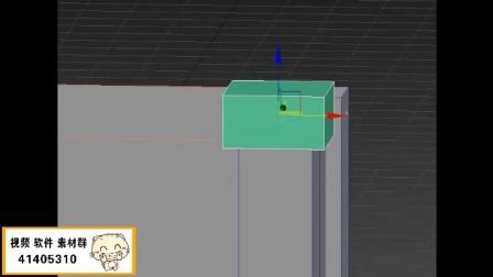 3dmax场景模型制作过程介绍解析