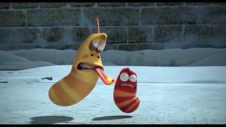 爆笑虫子: 鼻毛可以点亮整个世界, 温暖你那刻破