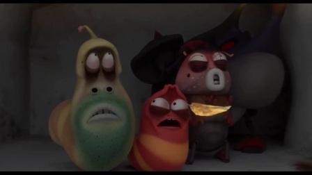 爆笑虫子: 屎壳郎抱着红虫好暧昧, 不料睁眼一看
