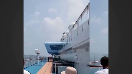 皇家加勒比游轮赞礼号一览及日本熊本八代城一览(由飞宇稳定器拍摄)