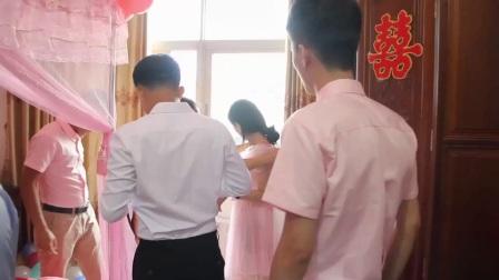 吴忠博先生与薛卡娜小姐新婚庆典