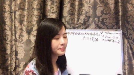 娜娜学英语21天20160928状语从句上午