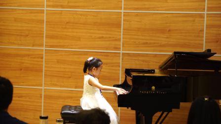 20170715上海国际青少年钢琴大赛-贝多芬f小调奏鸣曲op2no1第一乐章