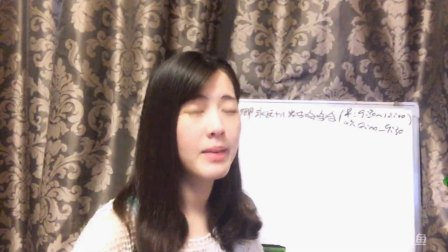 娜娜学英语21天20160929状语从句上午