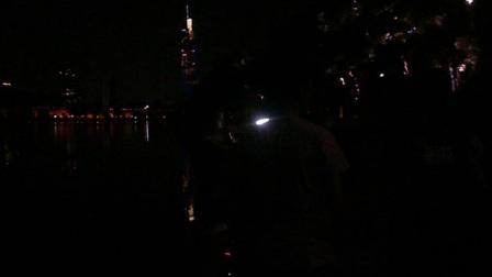 SD2 170715SAT 流行歌曲 游人 吉他伴奏 TONY大叔 环洲 月季园 湖畔木道 南京 (1)
