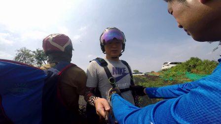 2017-7-15 南谷滑翔伞飞行体验01