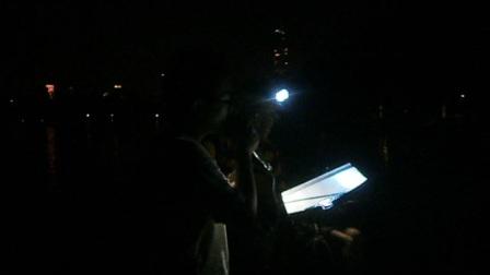 SD2 170715SAT 流行歌曲 游人 吉他伴奏 TONY大叔 环洲 月季园 湖畔木道 南京 (5)