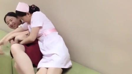 护士美女打架