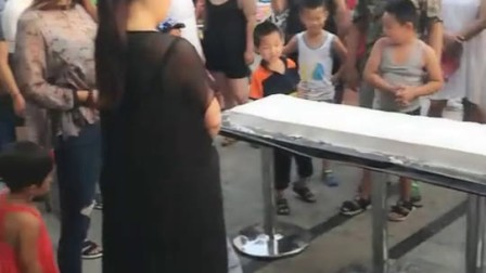 蛋糕免费试吃啦