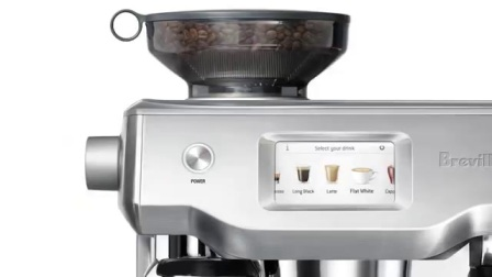 Breville 铂富 新款 Oracle Touch 意式浓缩咖啡机 触屏版