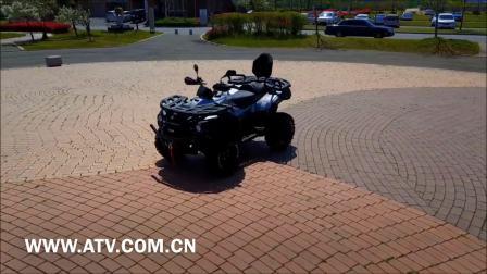 2017 TGB BLADE 600 ATV