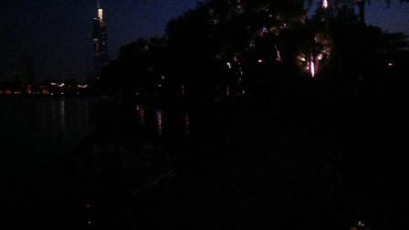 170716SUN 吉他指弹练习 TONY大叔 环洲 月季园 湖畔木道 玄武湖 南京 (1)