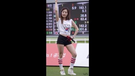 韩国女团超短裙魅惑热舞高清扑通扑通 (吴诗英