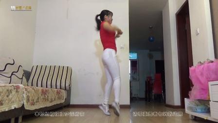 梦露广场舞——鬼步舞《女人没有错》