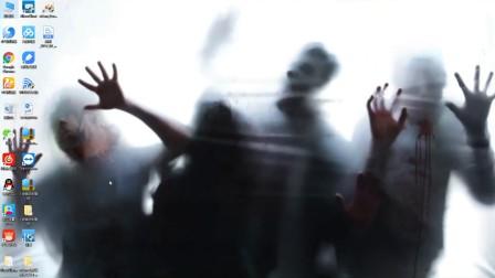 僵尸动态壁纸 电脑主题桌面zombi动态壁纸win7/810电脑主题动态