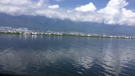 【沐晴】奥比岛 找跑男镜子吖❤️洱海游船❤️天龙八部影视城
