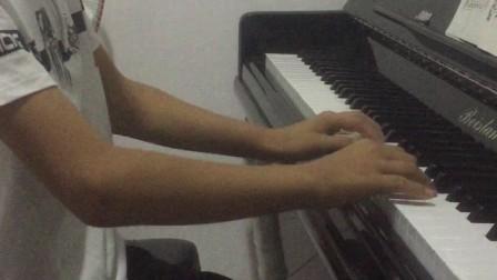 东胜区爱音琴行丁跃峰钢琴曲《快乐的小鸟》