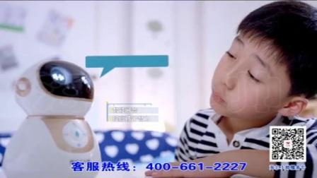 海尔旗下小帅全智能教育机器人
