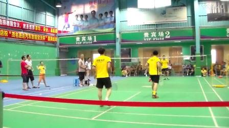 2017.7.16宝沃杯男双决赛2_超清