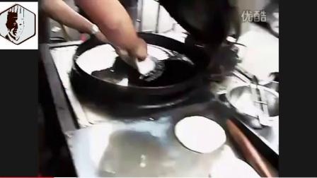 上海德志餐饮早餐面点培训,公婆饼培训