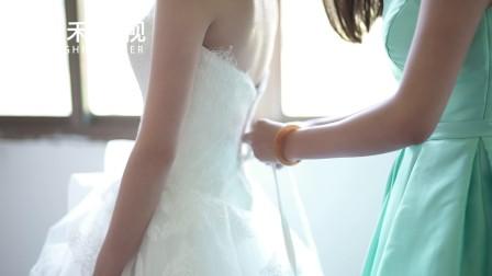 【青禾影视】[婚礼影像]2017.7.17快剪