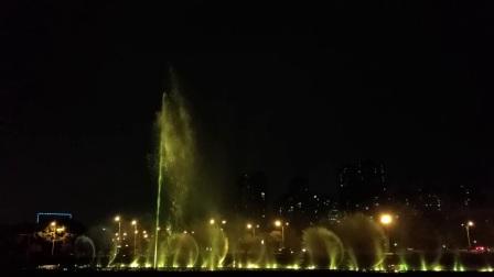 音乐喷泉《最炫民族风》