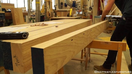 Building a Roubo Workbench - Part 3